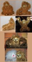 Twister the sloof/sloth by Nevask