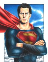 Man of Steel by smlshin