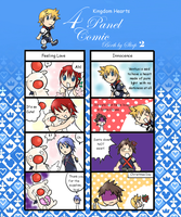 Kh 4 panel comic bsb 2 by yellowhima