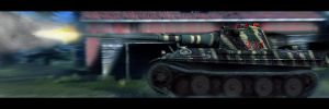 PzKpfw-V Panther by LordofCombine