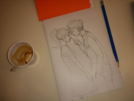WIP Boyfriend rule #10: Kiss/Poke her on the nose by Simph