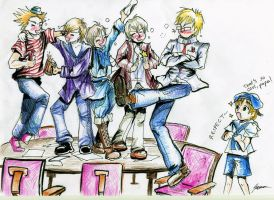 APH Meeting of the Nordics by VieteriRaptori