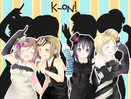 K-on! by Kialun