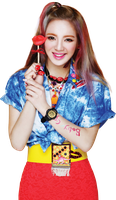 Hyoyeon (SNSD) PNG Render by classicluv