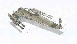 Scarab Fighter by Orpheus7