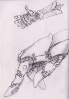 Robot Hands 2 by RobAnybody82