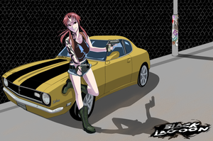 Revy by Reicandy