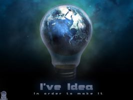 If you have Idea Make it Now if you can by MazenShehab