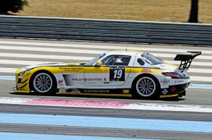 SLS GT3 by guillaumes2