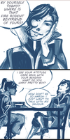 Of Polar Bear Dogs and Roses pg 2 by frozentofu