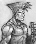 Guile by zillabean