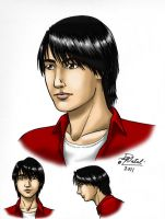 Steve redesign, somewhat by Razia