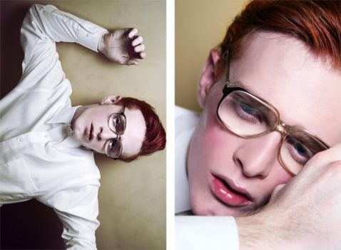 Red Head by Erickcito