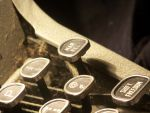 Typewriter stock 05 by blackcatstock