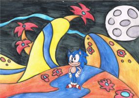 Adventures by Sonic-Suzy