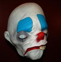 Mutant Clown by AfterlightRob