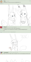 Ask The Chus - 2 by The-Chibster