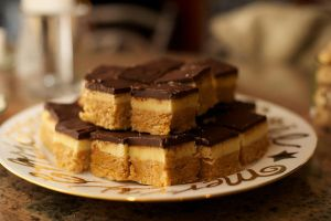 Crispy Pudding Bars by bahgee
