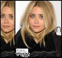 Ashley Olsen Retouch by Rockn-rose