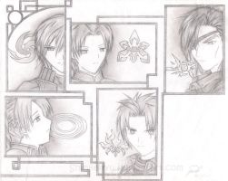 Suikoden:  Successors of Fate by shinkeiryu