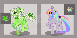 .:MLP: Set 2 (SOLD):. by Galiou