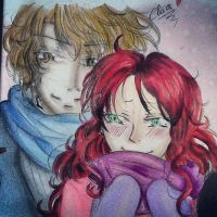 :. Little sketch// CLACE.: by tatty1907