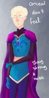 STAY STRONG 4 NANA by Lambehnator