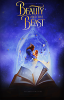 +BEAUTY AND THE BEAST   Photomanipulation by SpendAdayWithMe