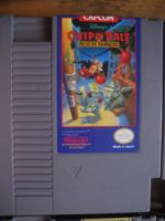 NES Chip n Dale by 00Snake