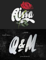 Free Rissa Typeface Font by Designslots