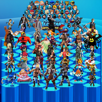 My Ultimate Final Roster for PSASBR by Hangman95