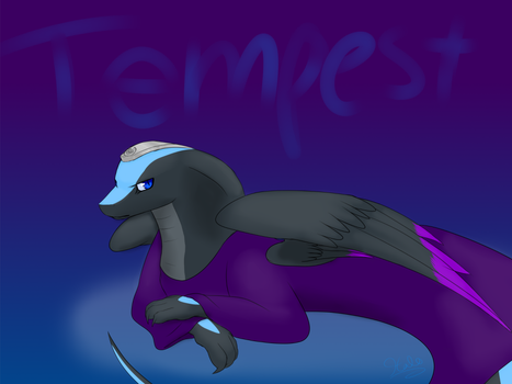 Tempest realistic style by ThatOneCatOnline