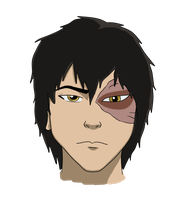 Lol It's a Zuko by GameFreekk