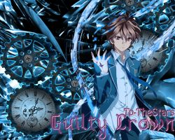 Guilty Crown Shu Ouma Wallpaper by To-TheStars