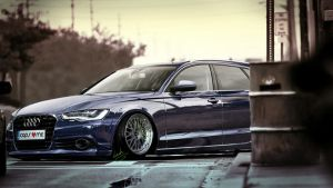 Audi A6 Stance Comp by LinuhPT