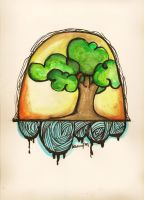 TreeCloud by reavel