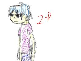 2-D by FoxTail8000