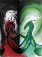 Surrender... Never (Colored) by Shinigami-Souls