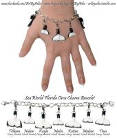SeaWorld Florida Charm Bracelet by Chaotica-I