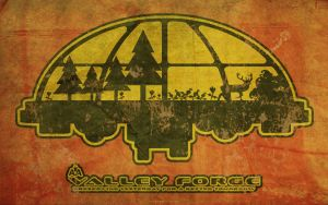 Valley Forge - vintage version -by Steelgohst by steelgohst