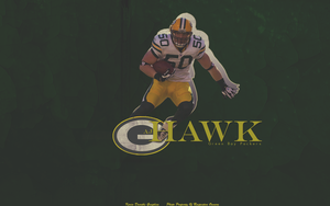A.J. Hawk Wallpaper by KevinsGraphics