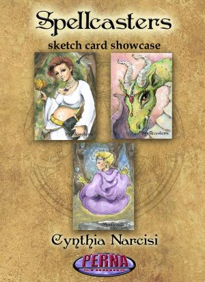Cynthia Narcisi Showcase - Spellcasters