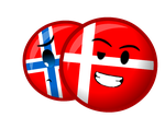 Unlike Norway I don't Chuckles... by nanabusia63