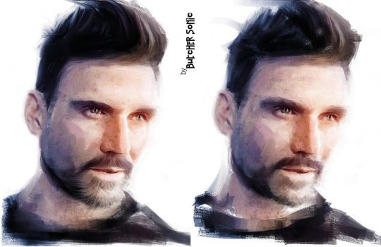 Frank Grillo by ButcherSonic