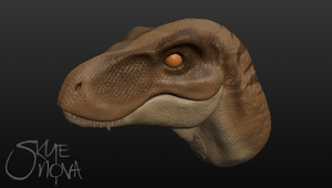 Raptor 3D Update by NathalieNova