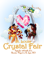 St. Louis Crystal Fair! by semehammer