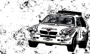 The Golden Age   Lancia Wallpaper / ID by Niall-Larner