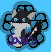 Jaxis badge by MatchCense