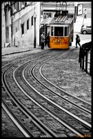 tram by bulletingun