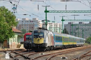 470 503 and 501 in Gyor, 2014. by morpheus880223